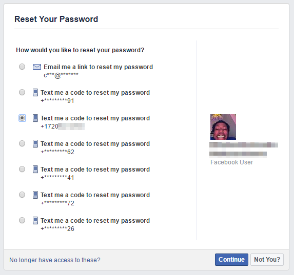 all facebook accounts are being hacked